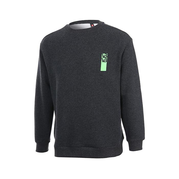 스트릿보드 루즈핏 기모 맨투맨 티셔츠